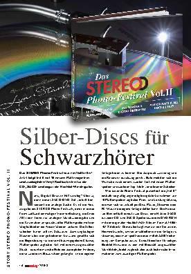Silber-Discs für Schwarzhörer