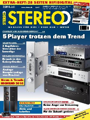 Stereo 7/2018
