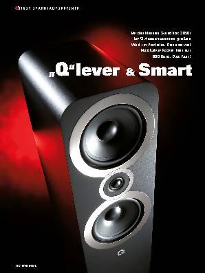 """""""Q"""" lever & Smart"""