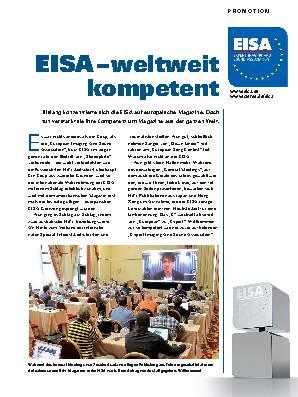 EISA weltweit kompetent