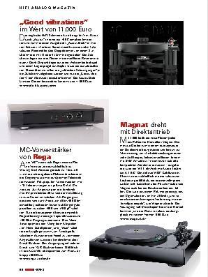 Hifi analog Magazin