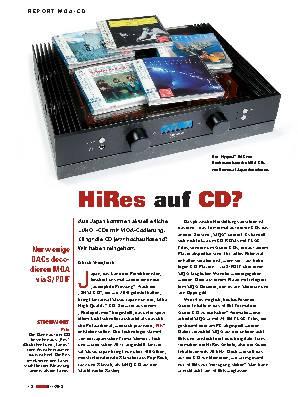 HiRes auf CD?