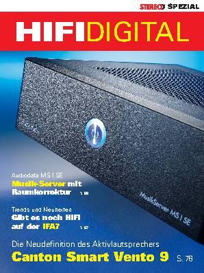Hifi digital Titel