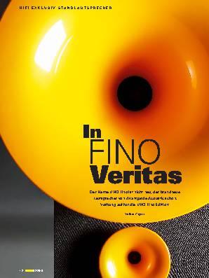 In  FINO Veritas