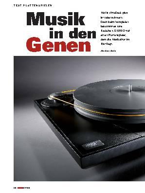Musik in den Genen