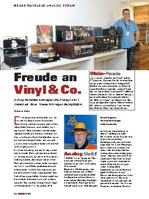 Freude an Vinyl & Co.