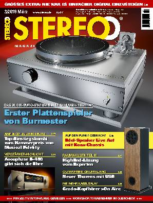 Stereo 3/2019