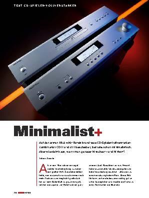 Minimalist+