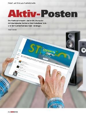 Aktiv-Posten