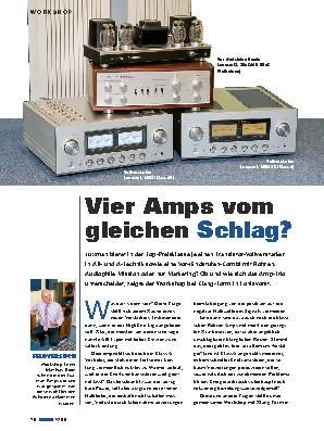 Vier Amps vom gleichen Schlag?