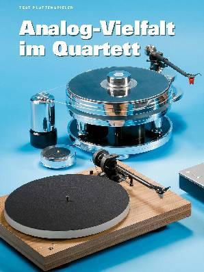 Analog-Vielfalt im Quartett