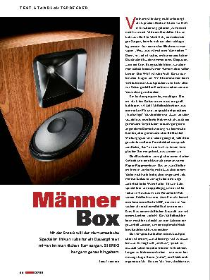Männer Box