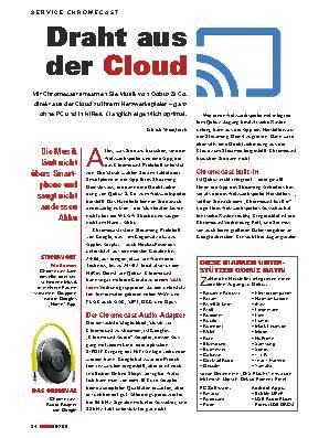 Draht aus der Cloud