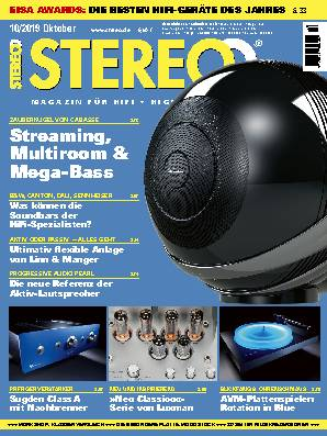 Stereo 10/2019