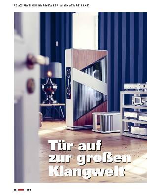 Tür auf zur großen Klangwelt