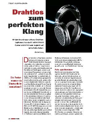 Drahtlos zum perfekten Klang