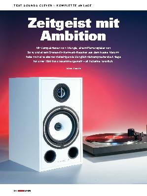 Zeitgeist mit Ambition
