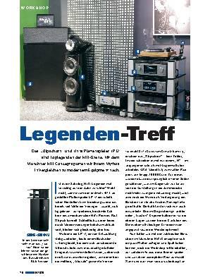 Legenden-Treff