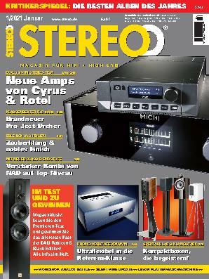 Titelseite Ausgabe Januar 2021