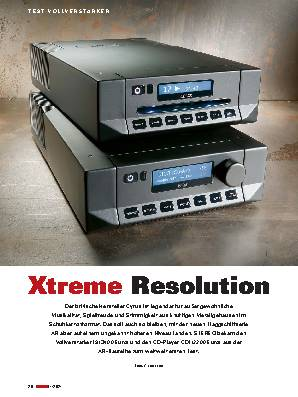 Xtreme Resolution