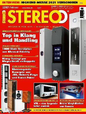Titelseite Ausgabe Februar 2021