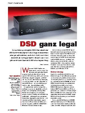 DSD ganz legal