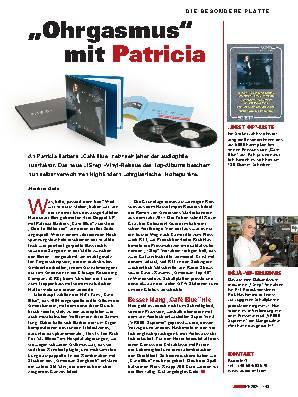 """Ohrgasmus"" mit Patricia"