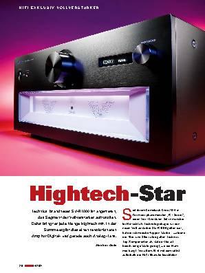 Hightech-Star