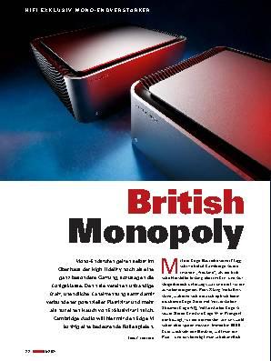 British Monopoly