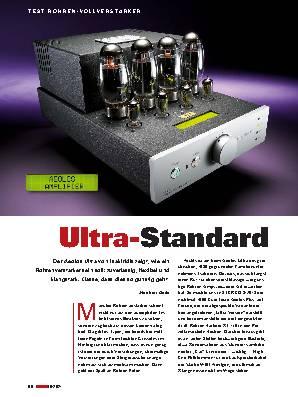Ultra-Standard