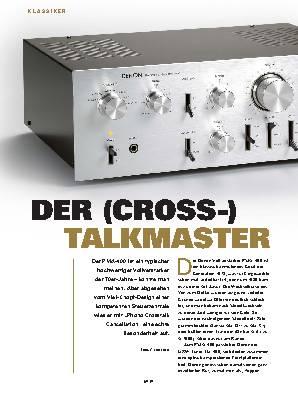 DER (CROSS-) TALKMASTER