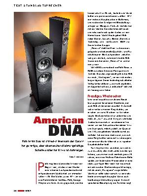 American DNA