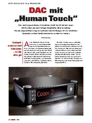 "DAC mit ""Human Touch"""