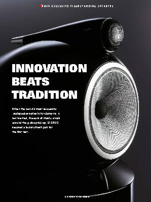 Innovation beats tradition