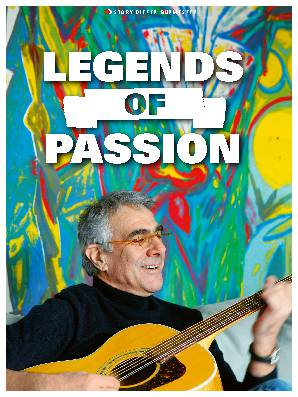 Legends of passion