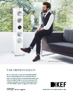 GP Acoustics KEF
