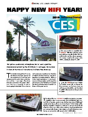 CES Happy new HIFI year