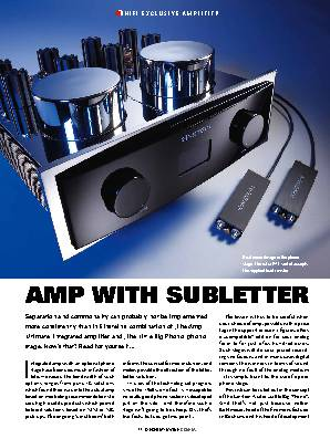 AMP WITH SUBLETTER