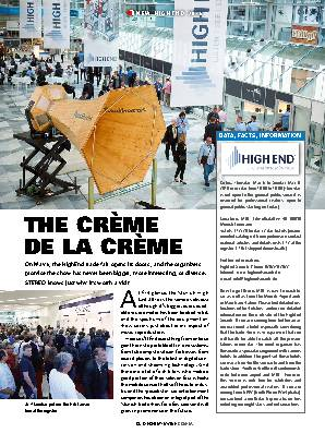 The crème de la crème