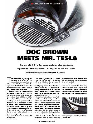 DOC BROWN MEETS MR. TESLA