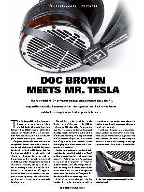 DOC BROWN MEETS MR. TESLA