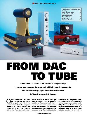 FROM DAC TO TUBE