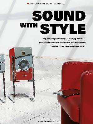 Sound with style