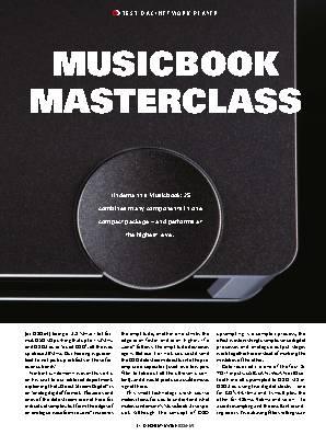 Musicbook masterclass