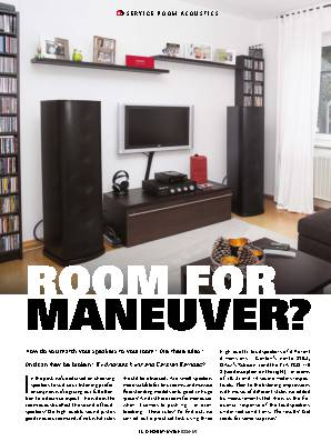 Room for Maneuver?
