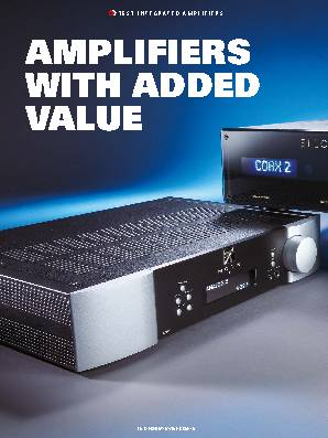 Amplifiers with added  value