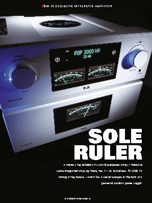 Sole ruler