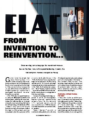 ELAC - From invention to reinvention...