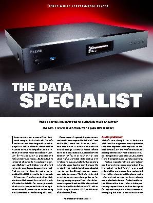 THE DATA SPECIALIST