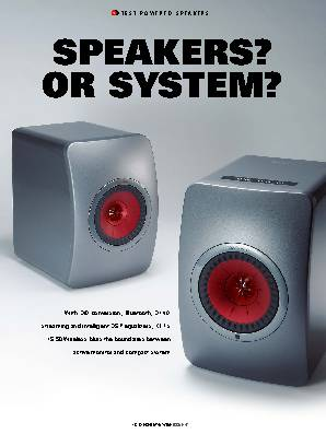 SPEAKERS? OR SYSTEM?